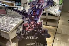 Eyewear company releasing a special edition Gundam frame
