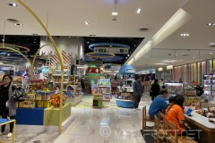 Inside the Kids Section are toys and crafts galore